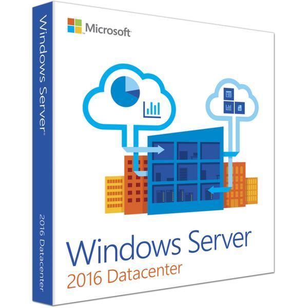Windows Server 2016 Datacenter - Key kích hoạt