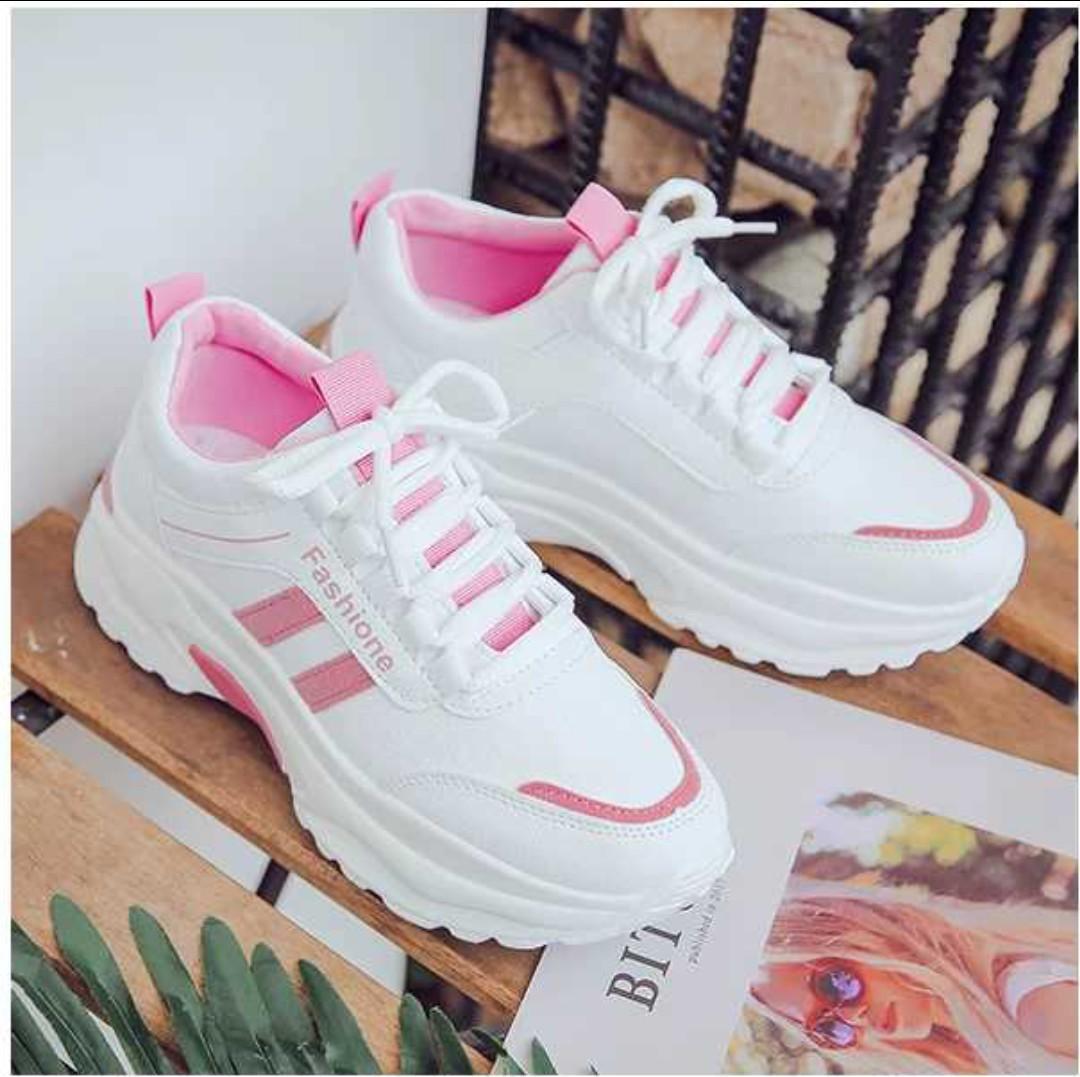 Giày thể thao nữ 3 màu (kiểu 1)