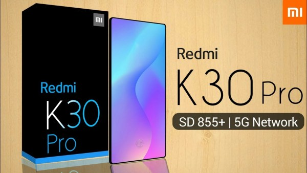 Điện thoại Xiaomi Redmi K30 Pro (6/128GB) hỗ trợ 5G có tiếng Việt- fullbox nguyên seal bh 18 tháng