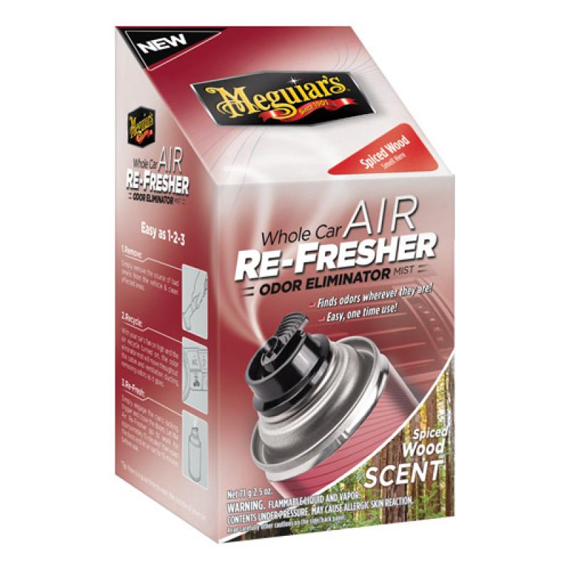 Khử mùi diệt khuẩn nội thất Meguiars - Hương Fiji nhiệt đới - Air Re-fresher - G201502, 2 oz