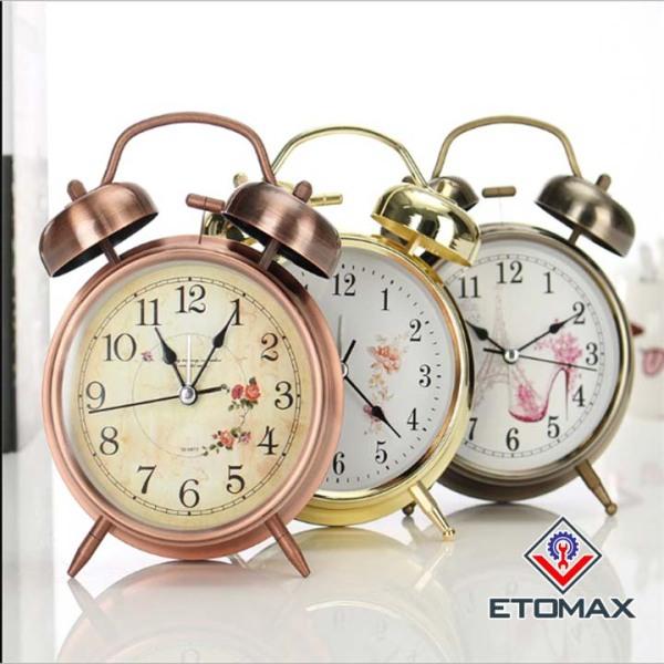 Đồng hồ báo thức quả chuông TWIN BELL bán chạy