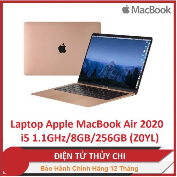 Bảng giá Laptop Apple MacBook Air 2020 i5 1.1GHz/8GB/256GB (Z0YL) Phong Vũ