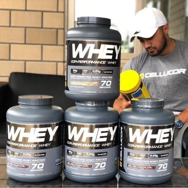 Cellucor Whey Cor Performance Whey 5LBS [70 serving]  Sữa Tăng Cơ Whey Protein - Chính Hãng