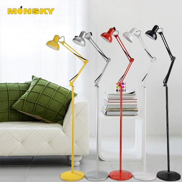 Bảng giá Đèn đứng MONSKY KENNA trang trí nội thất đủ màu - kèm bóng LED chuyên dụng.