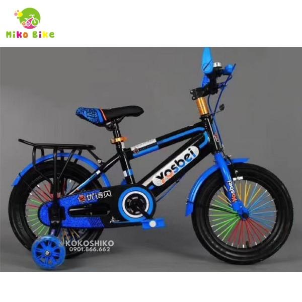 Giá bán [Lấy mã giảm thêm 30%]Xe đạp cho bé Yosbei YSB.010