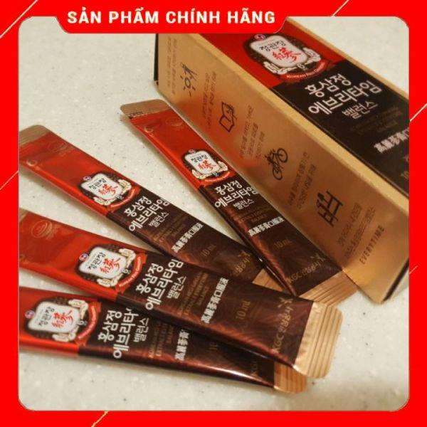 Tinh Chất Hồng Sâm Pha Sẵn Extract Everytime Balance (20 gói) giá rẻ
