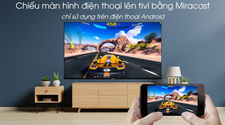 Bảng giá Android Tivi Panasonic 4K 49 inch 49FX550V