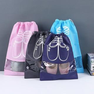 Túi Đựng Giày Dép Du Lịch Thời Trang, Đồ Dùng Cá Nhân Chống Nước Chống Bụi Bẩn. thumbnail