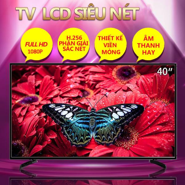 Bảng giá Ti vi màn hình tinh thể lỏng LCD 40 inch HD và 32 inch Smart TV kết nối wifi tv màu  TopOne2020 Điện máy Pico