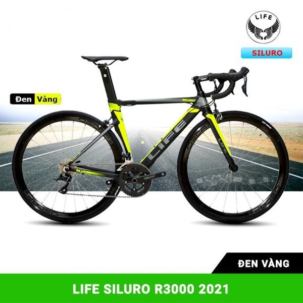 Phân phối XE ĐẠP ĐUA LIFE SILURO R3000 2021