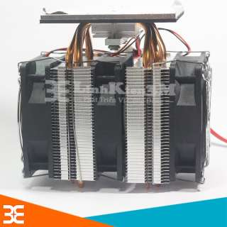 Bộ Bán Dẫn Làm Lạnh DIY Tủ Lạnh Mini 12V 10A 120W XD-6028