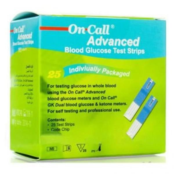 Que đường huyết On-call Advanced cao cấp