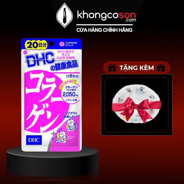 Viên Uống Collagen DHC Chống Lão Hóa - Đẹp Da Nhật Bản 30-90 Ngày - Khongcoson giá rẻ