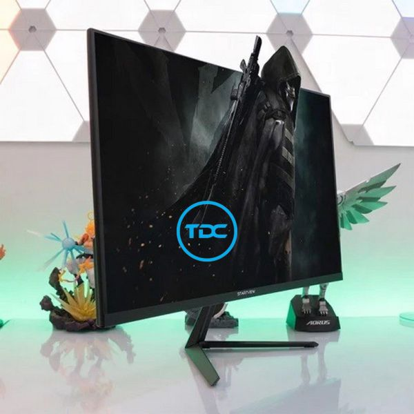 Bảng giá Màn Hình Gaming Starview 24FHV (75Hz Full viền ) 23.8 Inchs chính hãng Phong Vũ