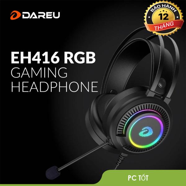 Tai nghe Dareu EH416 RGB- Giả lập 7.1