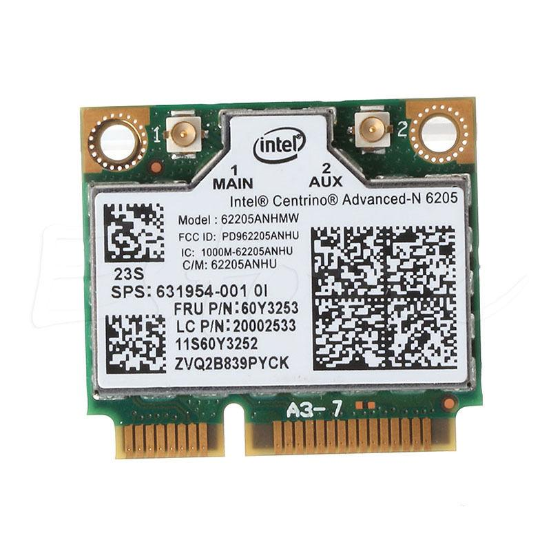 Card Wifi gắn trong Laptop HP_DELL_Asus_IBM_Acer....