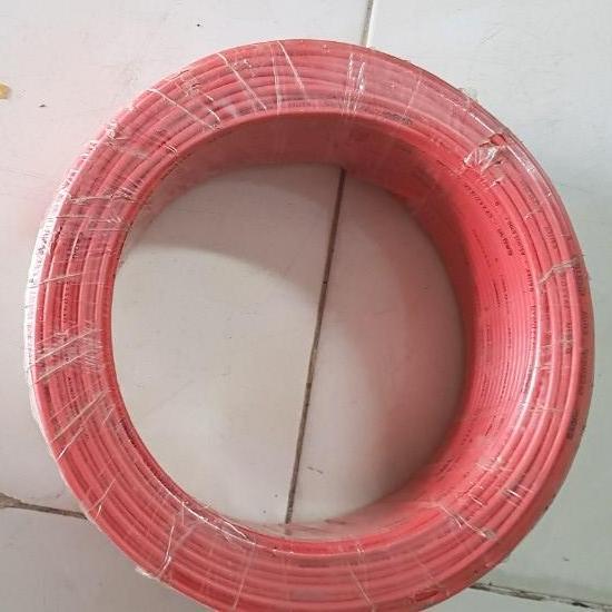 Dây cáp điện Cadivi 2.5 màu đỏ cuộn 100m