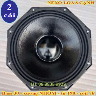 CẶP LOA BASS 30 NEXO TỪ 190 COIL 76 CAO CẤP - GIÁ 2 LOA thumbnail