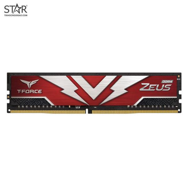Bảng giá Ram DDR4 Team 16G/3200 T-Force Zeus Gaming (1x 16GB) (TTZD416G3200HC2001) Phong Vũ