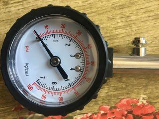 Đồng Hồ Đo Áp Suất Lốp Xe ống Dài PCT-6231 Precision Tire thumbnail