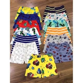 Quần đùi cho bé trai, gái co dãn thích hợp mặc mùa hè (6-18kg) thumbnail