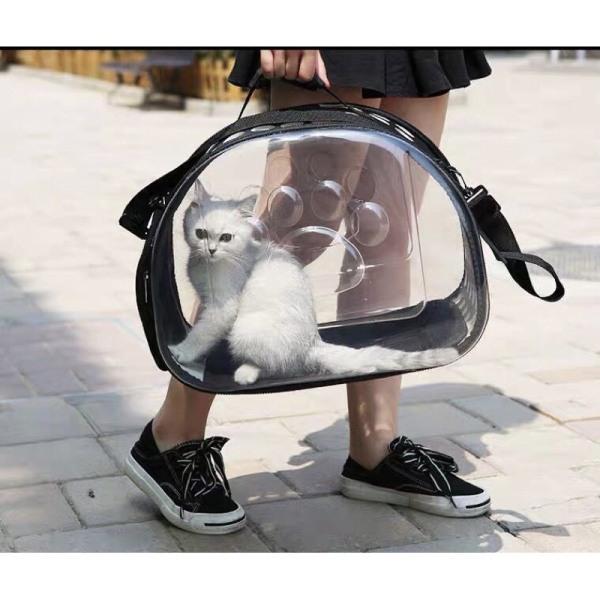 [ hot ] Túi vận chuyển trong suốt cao cấp dành cho chó mèo
