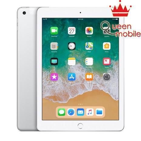 Máy tính bảng Ipad Gen 6 WiFi/Cellular 128GB New 2018 (Màu silver)