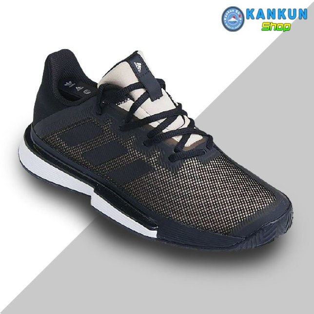 Giầy Tennis Adidas SoleMatch Boune Shoes EF0570 | Kankun Sport Shop giá rẻ