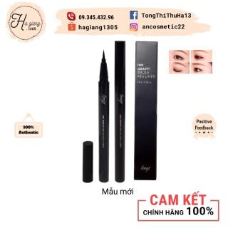 Bút Kẻ Mắt Nước the face shop Ink Graffi Brush Pen Liner 0.5g CHỐNG THẤM NƯỚC thumbnail
