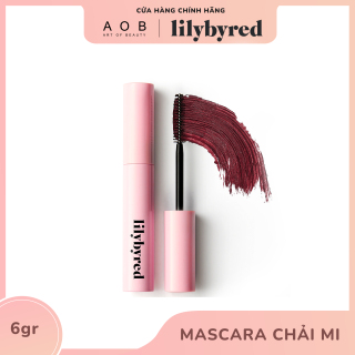 Mascara chải mi mắt Lilybyred am9 to pm9 SURVIVAL COLORCARA (6g) - HSD 11.2021 thumbnail