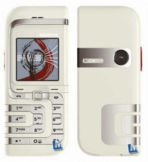 Điện thoại Nokia 7260 Chính Hãng - Chiếc Lá Nhỏ - Kèm Pin + Sạc thumbnail