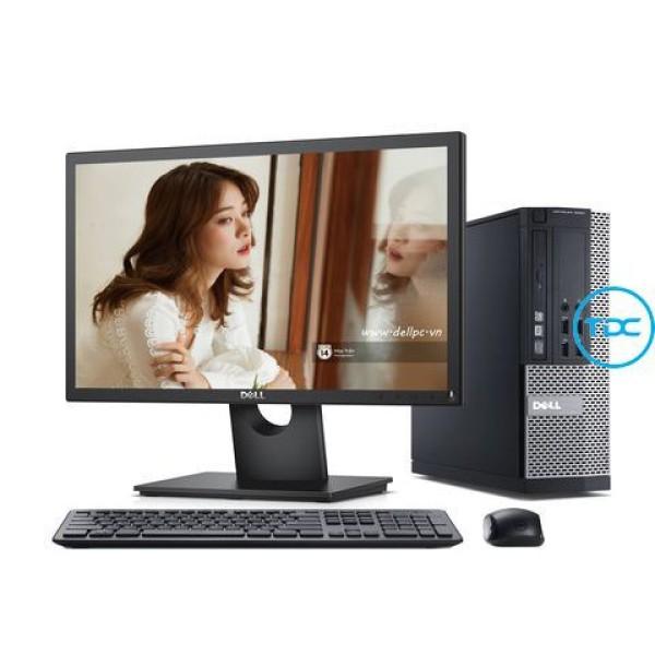 Bảng giá Bộ máy Tính để bàn Dell Optiplex Core i7 Ram 16Gb SSD 120Gb - HDD 500Gb, VGA quadro K620 2GB và Màn hình Dell 22 inch. Phong Vũ