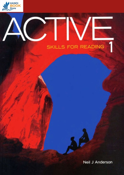 Active Skills for Reading 1 Student Book - sách màu - Hanoi bookstore
