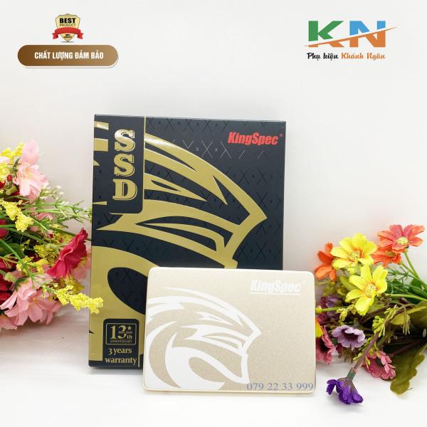 Bảng giá Ổ cứng SSD Kingspec 120gb, với hiệu suất được cải thiện và tốc độ đọc lên đến 550MB / s *, nó sẽ giúp cho máy tính khởi động, chuyển dữ liệu và tải ứng dụng một cách dễ dàng Phong Vũ