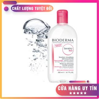 [HANG HOT ]Nước Tẩy trang Bioderma micellar cho da thường và da nhạy cảm Sensibio H2O BẢO HÀNH 1 ĐỔI 1 thumbnail