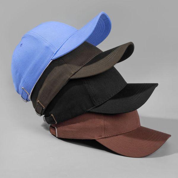[HCM]Mũ lưỡi trai trơn chính hãng CAPMAN nón kết nam basic CM99 phong cách unisex nhiều màu