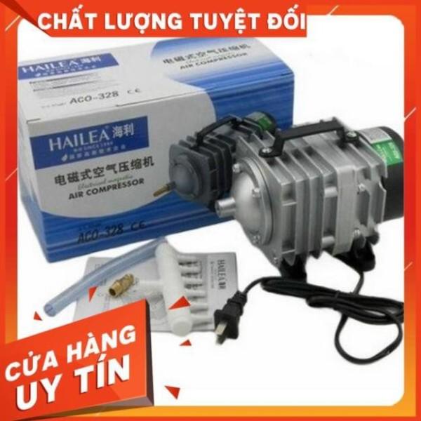 Máy sủi khí oxy Hailea 220v 60w ACO-328