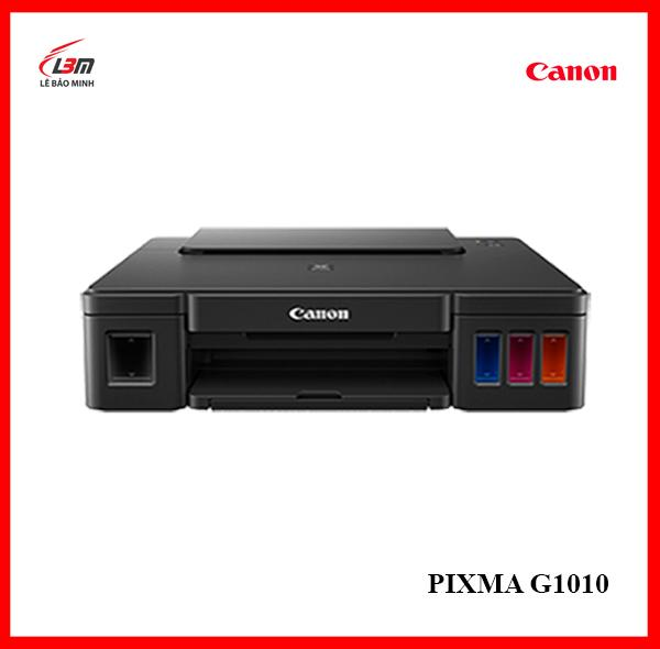 Máy in phun đơn năng Canon G1010 - Hàng chính hãng Lê Bảo Minh