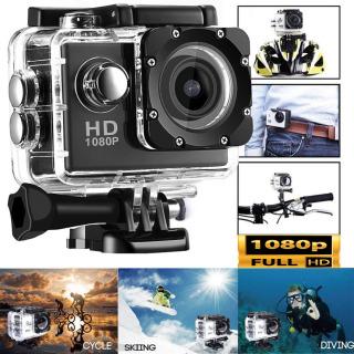 Camera hành trình 2.0 FULL HD 1080P Cam A9 LƯU TRỮ 64GB - Camera hành trình chống nước - camera hành trình xe máy phượt thumbnail