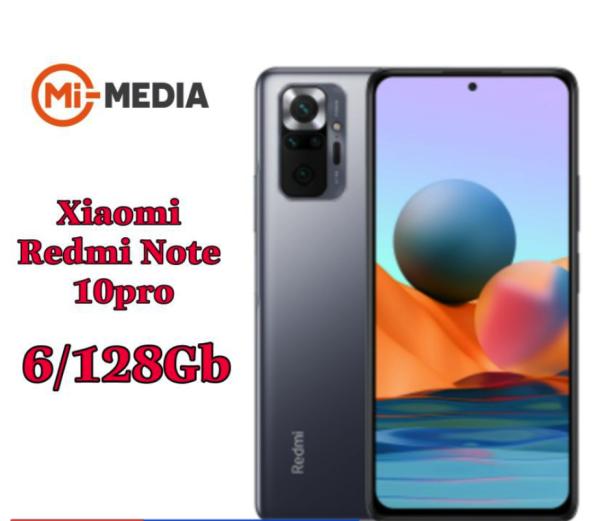 Điện thoại Xiaomi Redmi Note 10 Pro chính hãng bảo hành toàn quốc