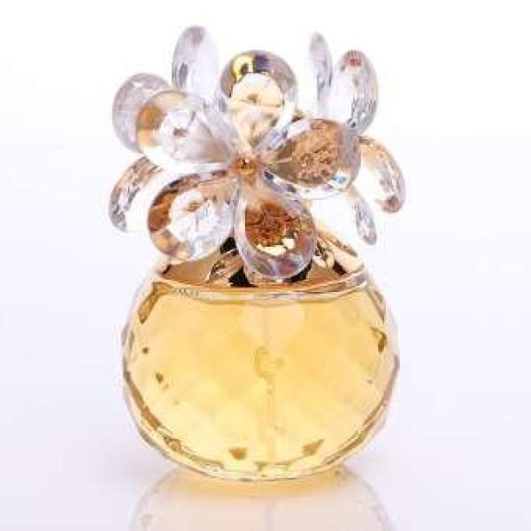 Nước hoa nữ cao cấp Happy Flower ngọt thơm quyến rũ lưu hương lâu chai 60ml (sẵn vàng và hồng ) giá rẻ