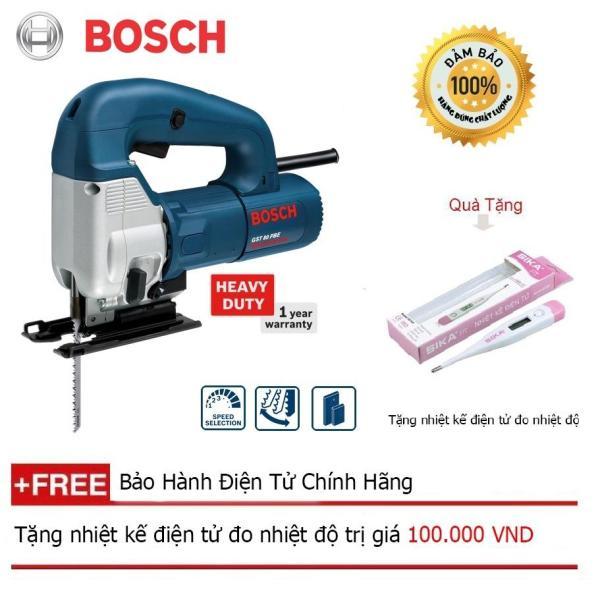 Máy Cưa Lọng Bosch GST 80 PBE (Kèm Vali nhựa) + Quà tặng nhiệt kế điện tử