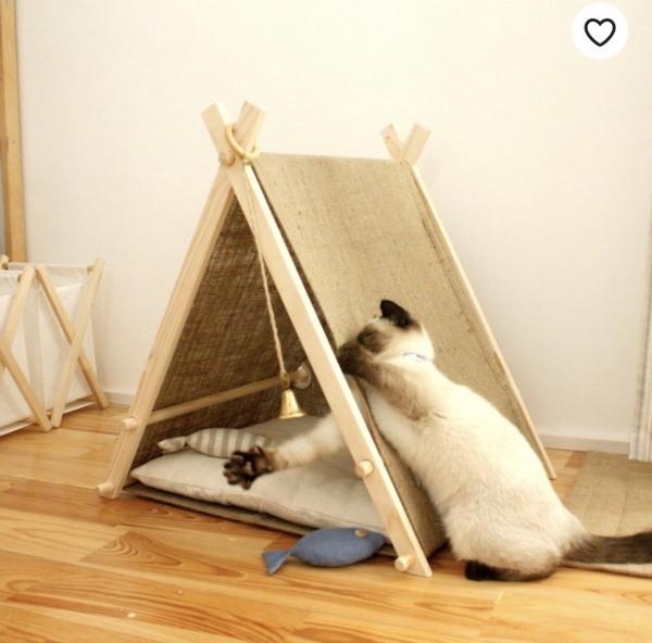 Nhà cho chó mèo
