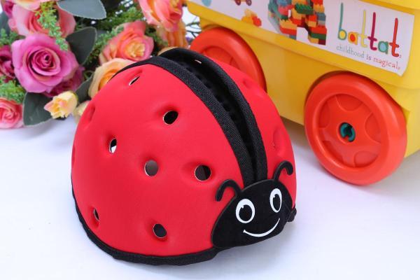Giá bán Mũ bảo hiểm bảo vệ đầu trẻ em MUMGUARD - Thương hiệu Singapore (Nón an toàn cho bé tập bò, tập đi, đạp xe, đi xe máy)