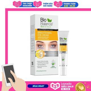 Kem Giảm Thâm Quầng Mắt Bọng Mắt Biobalance 15ml Hàng nhập khẩu chính hãng thumbnail