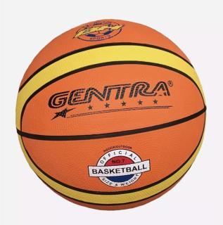 Quả bóng rổ số 6 Gentra (Cam) cao cấp+ Tặng kim bơm bóng thumbnail