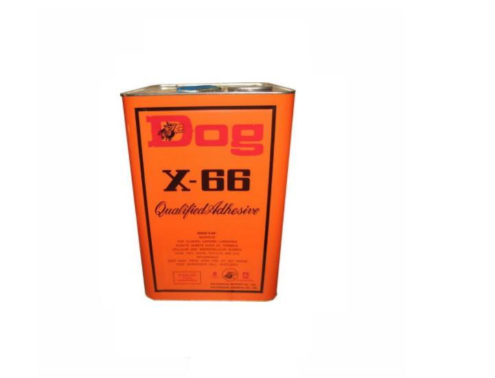 Keo dán đa năng Dog X-66 (3.3Lit)