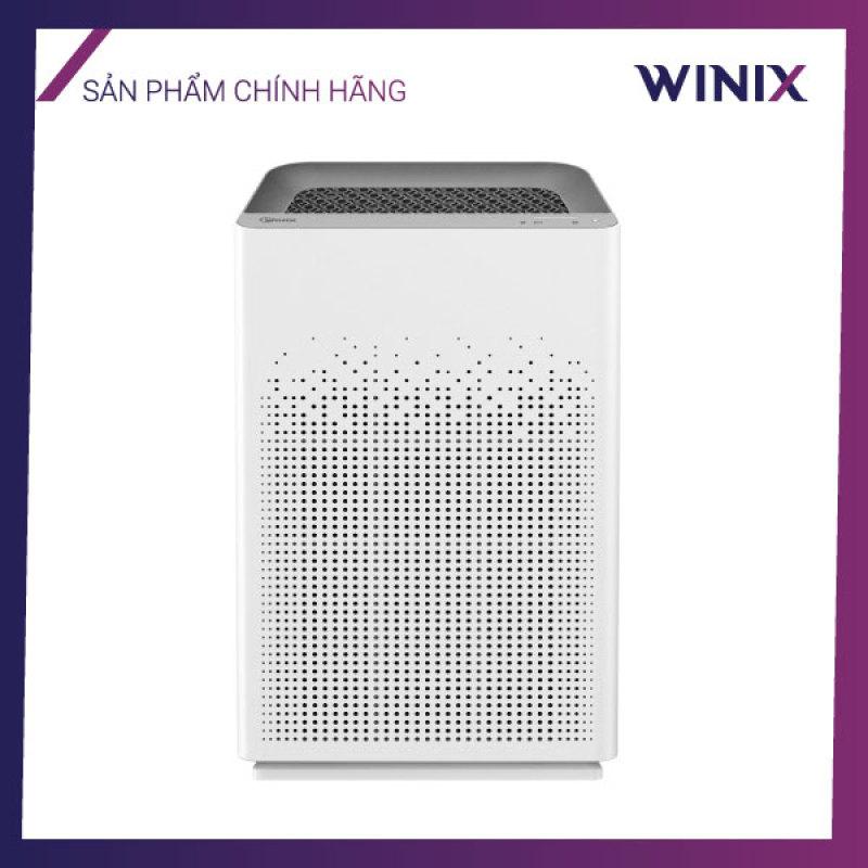 Máy lọc không khí Winix Zero S, cảm biến chất lượng không khí thời gian thực, công nghệ diệt khuẩn plasmawave