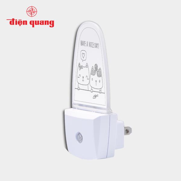 Bảng giá Đèn ngủ cảm biến LED Điện Quang ĐQ LNL10 DL (Cảm biến quang, ánh sáng trắng)