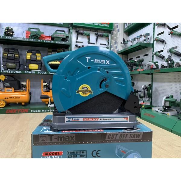 Máy cắt sắt TMAX–TM 355 là sản phẩm
